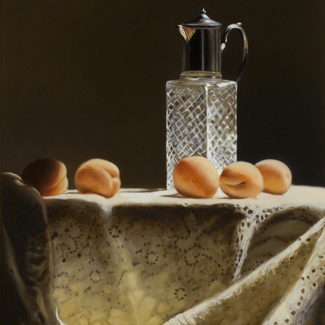 Heirloom - Oil on Canvas - 40 x 20 - $65,000<br />